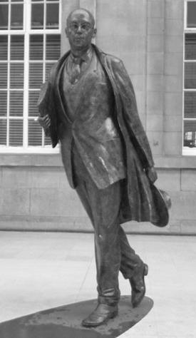 larkin-statue