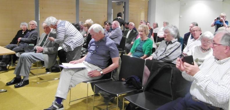 The Philip Larkin Society AGM 2017