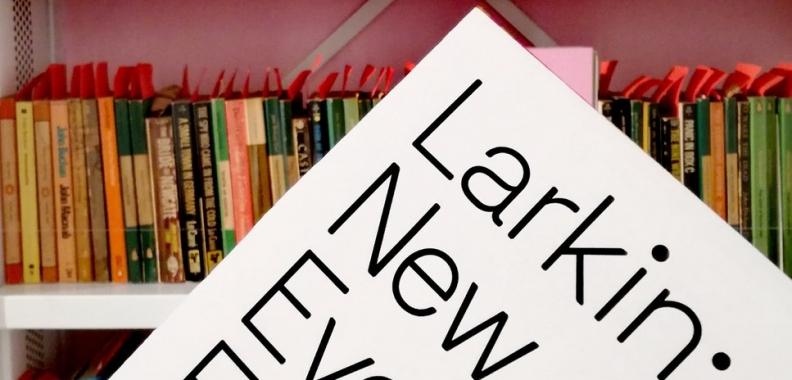 A summer of Larkin