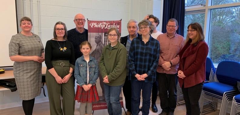 The Philip Larkin Society Poetry Prize