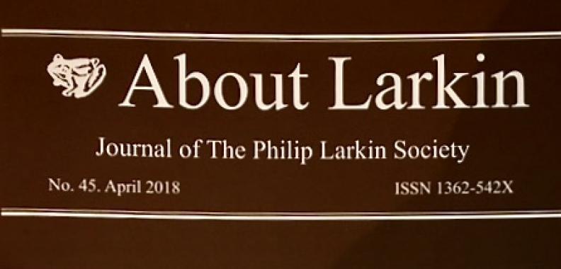 'About Larkin' 45